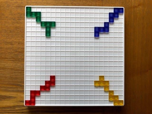 ブロックス ゲーム 序盤