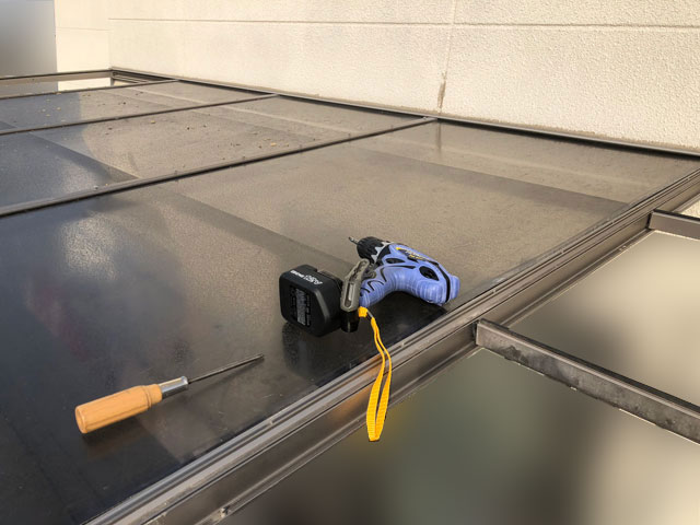取付位置の決まった屋根材