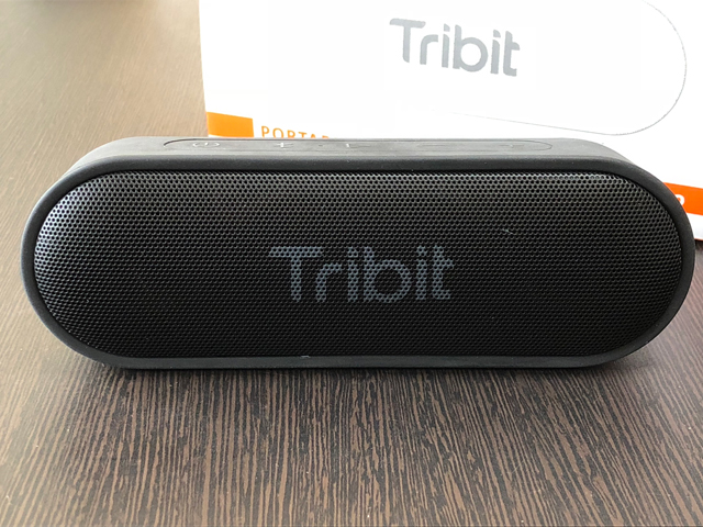 Tribit XSound Go 正面