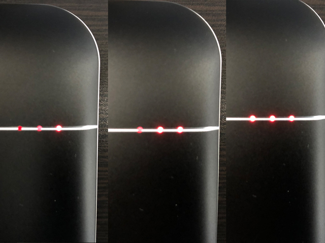 FITFIRST 電気カイロ インジケーターライト
