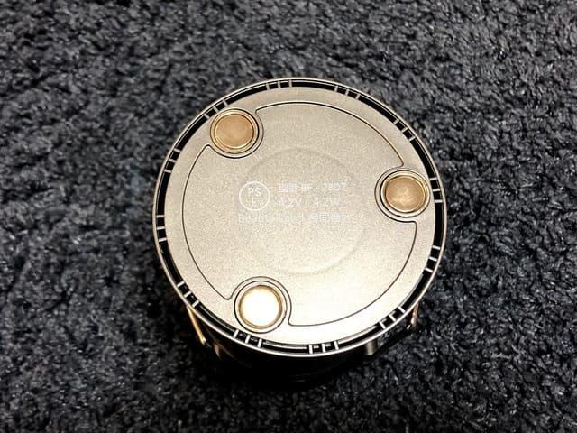Vantozon LEDランタン 底
