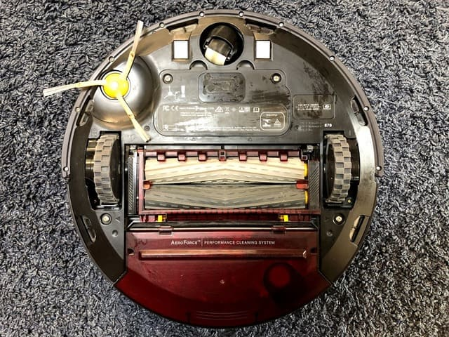 ルンバ バッテリー交換 手順1
