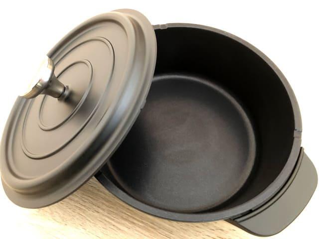 キャセロール 内鍋と蓋